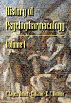 History of Psychopharmacology. The…