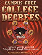 Campus-Free College Degrees by Marcie Kisner…