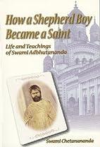 Swami Adbhutananda (latu Maharaj) - Teaching…