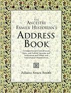 The Ancestry Family Historian's Address…