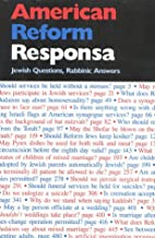 American Reform Responsa: Collected Responsa…