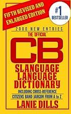 The 'Official' CB Slanguage Language…