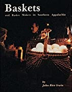 Baskets and Basket Makers in Southern…
