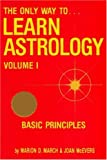 March, Marion: Only Way to Learn Astrology