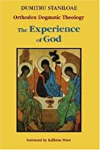 Orthodox Dogmatic Theology: The Experience…
