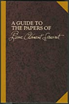 A Guide to the Papers of Pierre Clement…