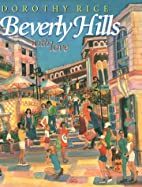 Beverly Hills With Love: Paintings and Text…