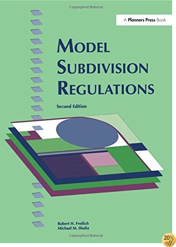 Model Subdivision Regulations