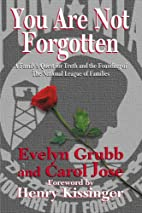 You Are Not Forgotten: A Family's Quest for…