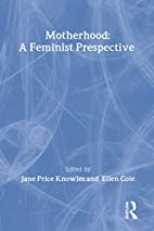 Woman-defined motherhood by Jane Price…