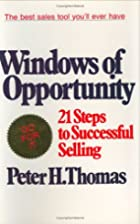Windows of Opportunity (21 Steps to…