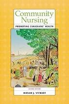 Community Nursing : Promoting Canadians…