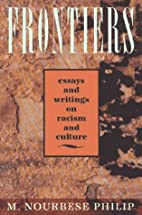 Frontiers: Selected Essays and Writings on…