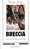 Joris, Pierre: Breccia (Essential Poets 41)