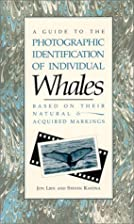 Guide to the Photographic Identification of…