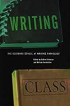 Writing Class: The Kootenay School of…