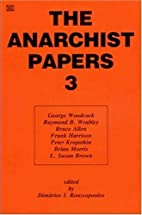 The Anarchist Papers 3 (v. 3) by Dimitrios…
