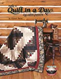 Burns, Eleanor: Make a Quilt in a Day Log Cabin Pattern: Log Cabin Pattern