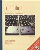 Criminology : An Introduction Using ExplorIt…