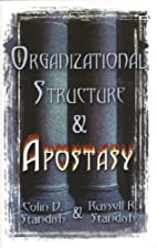 Organizational Structure And Apostasy by…