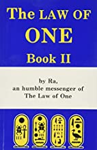 The Law of One: Book II by Ra