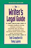 Crawford, Tad: The Writer's Legal Guide