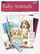 How To Draw and Paint: Painting Baby Animals…