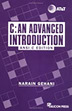 C: An advanced introduction (Principles of…