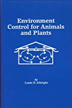 Environment Control for Animals and Plants…