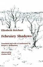 Februarschatten by Elisabeth Reichart