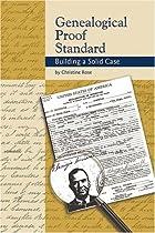 Genealogical Proof Standard: Building a…