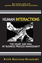 Human Interactions: The Heart And Soul Of…