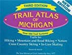 Trail Atlas of Michigan: Nature, Mountain…