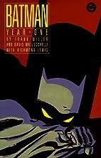 Batman: Year One by David Mazzucchelli