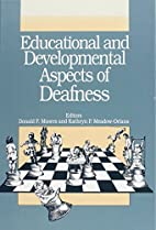 Educational and Developmental Aspects of…