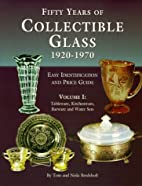 Fifty Years of Collectible Glass 1920-1970:…