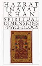 Spiritual Dimensions of Psychology…
