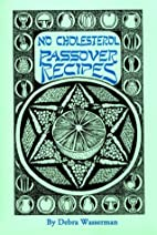 No Cholesterol Passover Recipes by Debra…