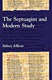 Jellicoe, Sidney: Septuagint and Modern Study