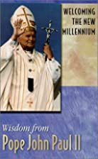 Welcoming the New Millennium: Wisdom from…
