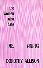 The Women Who Hate Me: Poetry 1980-1990 by…