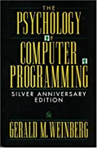 The Psychology of Computer Programming:…