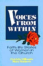 Voices from Within: Faith-Life Stories of…
