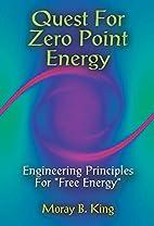 Quest for Zero Point Energy Engineering…