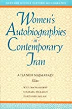 Women's Autobiography in Contemporary…