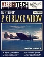 Northrop P-61 Black Widow - Warbird Tech…