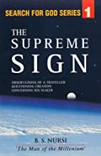 The supreme sign: Observations of a…
