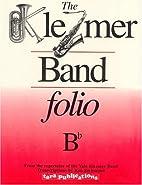 The Klezmer Band Bb Folio by Ken Richmond