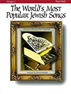 The World's Most Popular Jewish Songs…