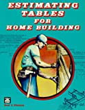 Paul I. Thomas: Estimating Tables for Home Building